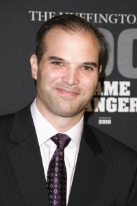 """Matt Taibbi attends Huffington Post 2010 """"Game Changers"""" event at Skylight Studio in New York City. (Photo by Neilson Barnard/Getty Images)"""