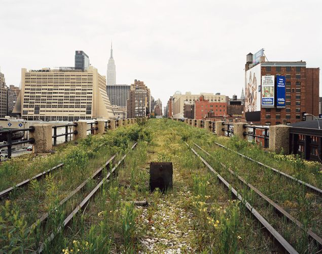 The untamed High Line