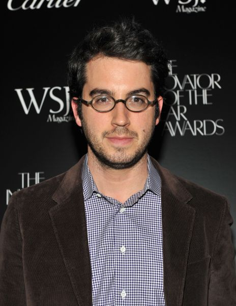 Jonathan Safran Foer attends the 2011 WSJ Magazine Innovator of the Year Awards at the Museum of Modern Art on October 27, 2011 in New York City.