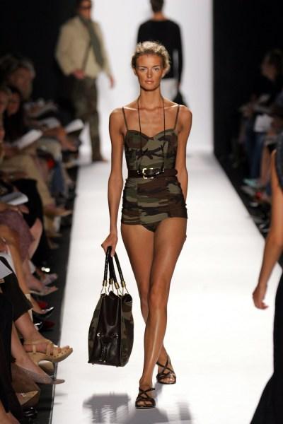 Olympus Fashion Week Spring 2006 - Michael Kors - Runway