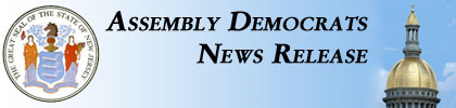 Assembly Democrats News Release