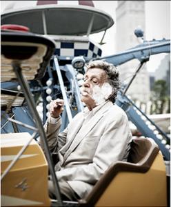 Kurt Vonnegut. (Flickr/Playing Futures: Applied Nomadology)