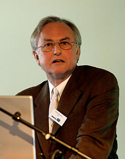 Richard Dawkins. Image from wikipedia entry