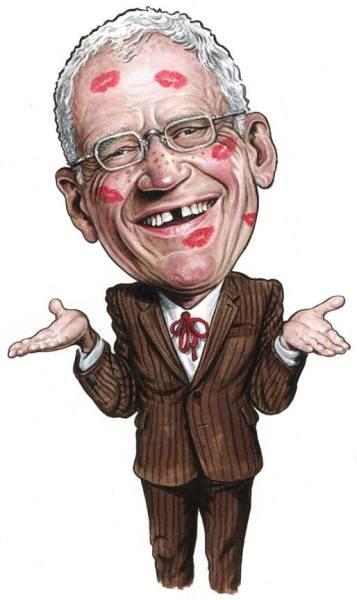 Drew Friedman's Letterman