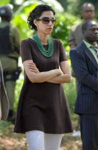 Huma Abedin (Photo by Susan Walsh-Pool/Getty Images)