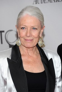 Vanessa Redgrave at the 2011 Tonys, where she was nominated for Best Actress in a Play for her 'Driving Miss Daisy' role (Getty Images)