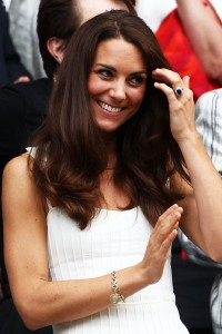 Kate Middleton, 'Newsweek''s favorite cover girl. (Getty Images)