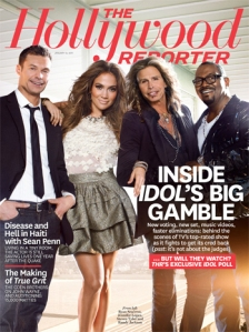 'The Hollywood Reporter' Loves 'American Idol.'