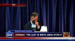 Jon Stewart wrist