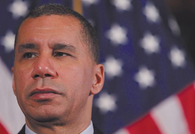 Former governor David Paterson (Photo: Getty Images).