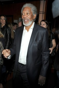 Morgan Freeman (Patrick McMullan)