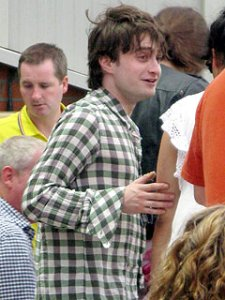 Danielle Radcliffe, who was once seen on Smith Street.