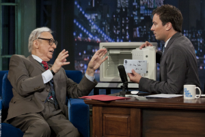 Kreskin and Fallon (Lloyd Bishop/NBC)