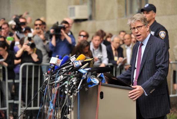 Manhattan District Attorney Cyrus R. Vance Jr. (STAN HONDA/AFP/Getty Images)
