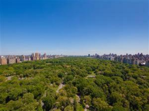 If you want a Central Park view like this, you'll have to drop some serious coin.
