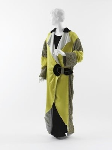 An opera coat by Paul Poiret, 1912, in the Met's collection