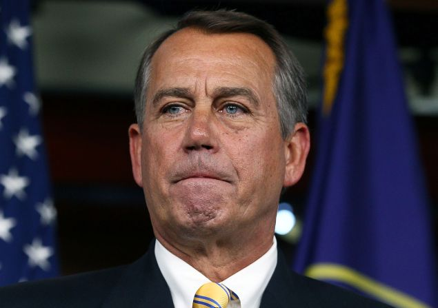 House Speaker John Boehner (Photo: Getty Images)