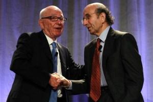 Rupert Murdoch took Joel Klein off our hands.