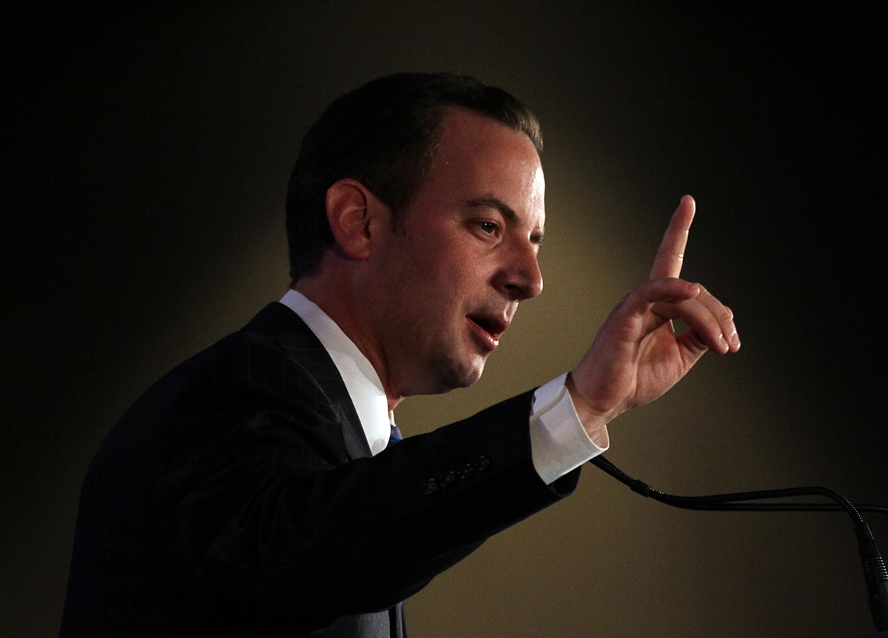 Reince Priebus is the current RNC chairman.