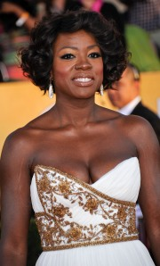 Viola Davis at the SAG Awards (Getty Images)