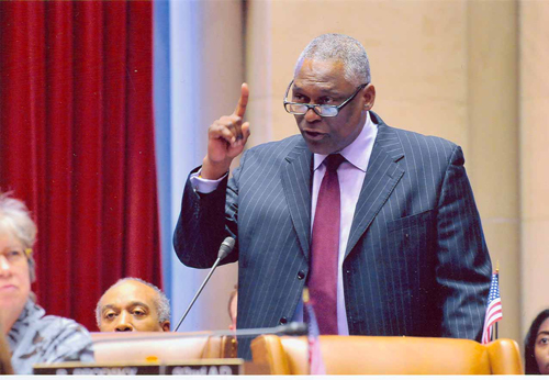Assemblyman Keith Wright.