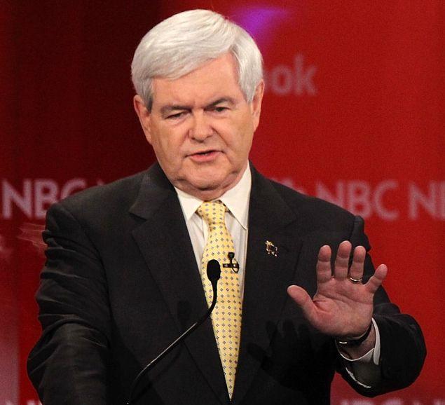 Newt Gingrich (Getty)