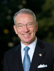 Senator Chuck Grassley will likely chair the Senate Judiciary Committee in 2015. (Photo: Twitter)