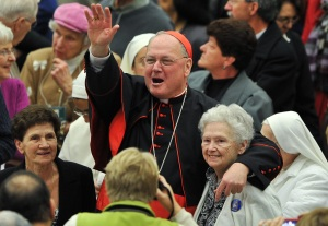 Cardinal Timothy Dolan (Photo: Getty)