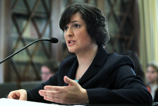 Sandra Fluke. (Photo by Alex Wong/Getty Images)