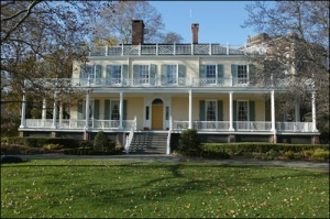 Gracie Mansion (Photo: NYC.gov)