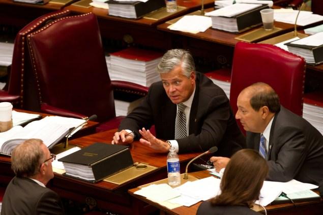 Senate Majority Leader Dean Skelos (Photo: Getty Images)