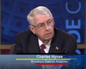 Charles Hynes (Photo: NY1)