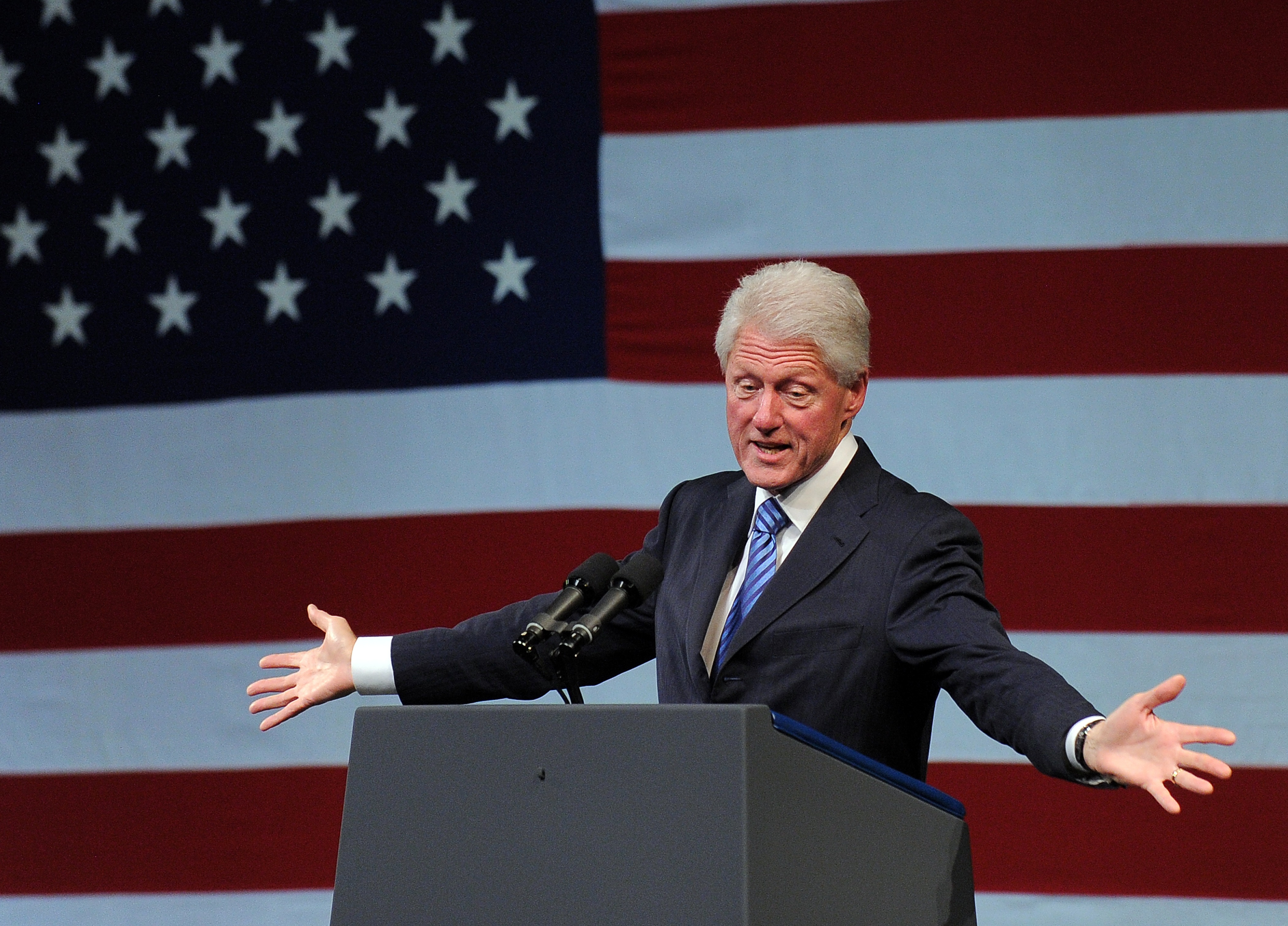 Former President Bill Clinton (Photo: Getty Images).