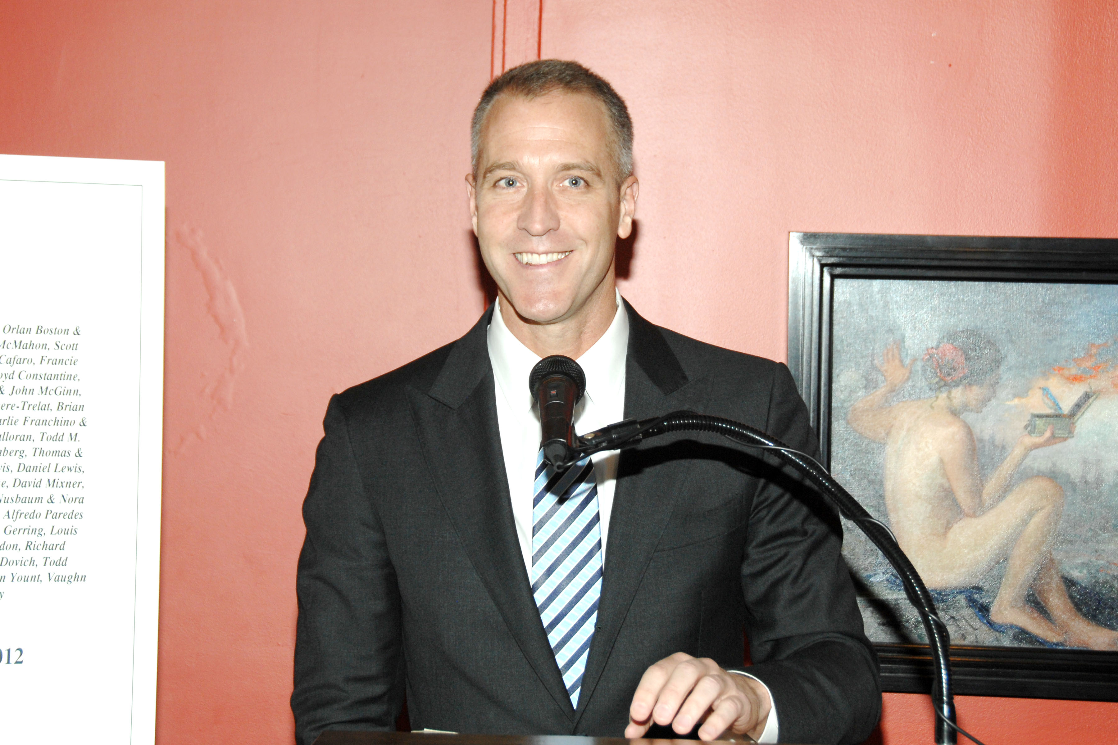 Congressman Sean Patrick Maloney (Photo: Patrick McMullan)