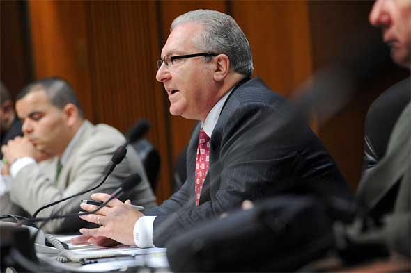 Assemblyman Steven Cymbrowitz.