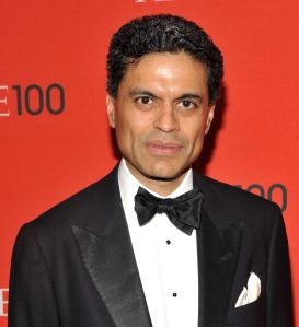 Some on the right mocked CNN's Fareed Zakaria for his Indian accent.