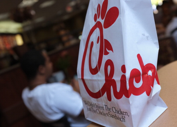 The first Chick-fil-A restaurant will be opening up in NYC late this summer (Photo: Getty)