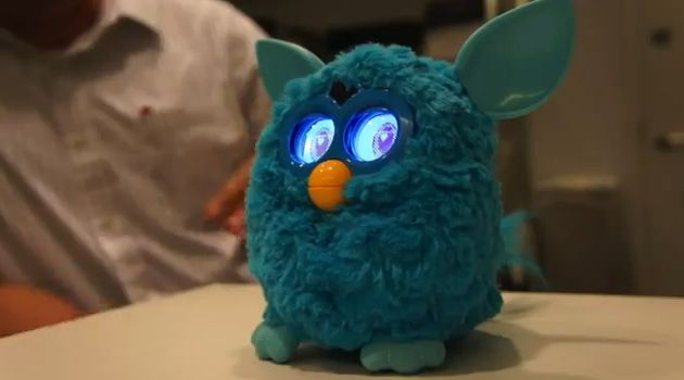 Furby is one of the many children's toys which computer hackers have altered to suit their own ends.(Photo: Club 937)
