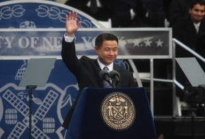 John Liu. (Photo: Hiroko Masuike/Getty Images)