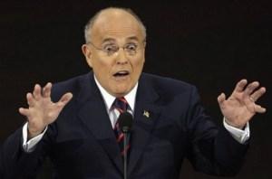 Rudy Giuliani (Photo: Getty)