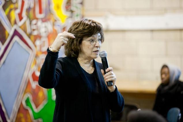 Assemblywoman Rhoda Jacobs. (Photo: Facebook)