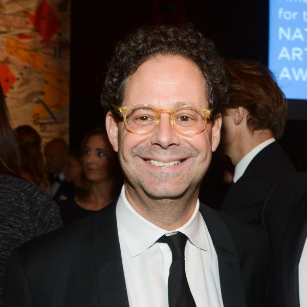 Director of the Whitney Museum Adam Weinberg at Americans for the Arts National Arts Awards
