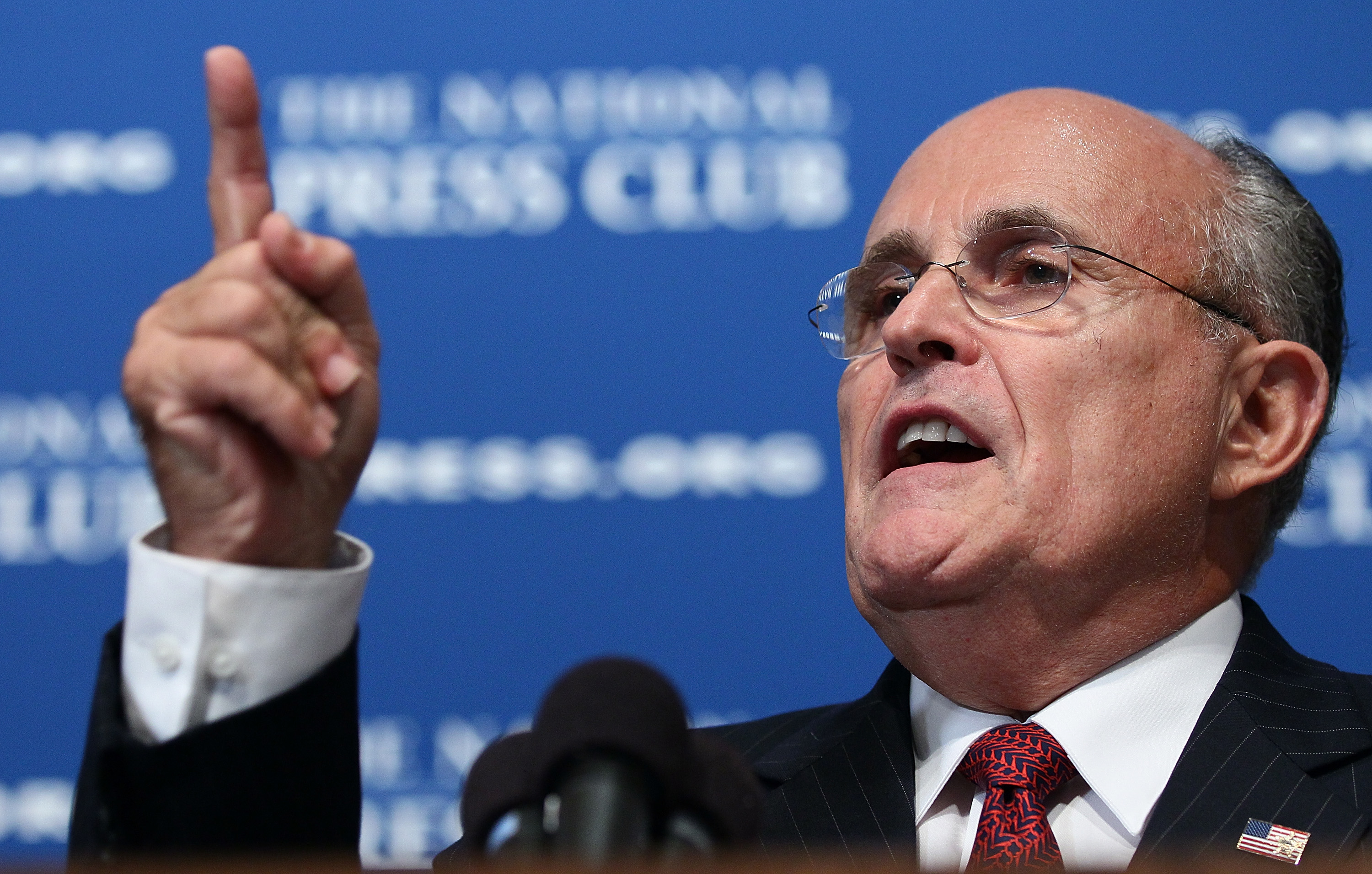 Rudy Giuliani (Photo: Getty Images).