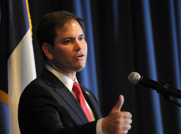 sen. Marco Rubio. (Photo: Getty Images)