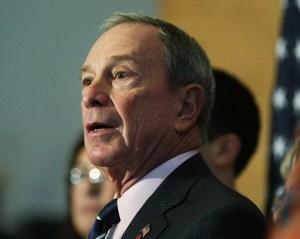 Mayor Bloomberg (Photo: Getty)