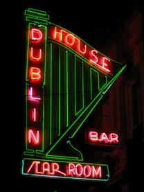 Dublin House. An Upper East Side bar.