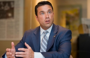 Congressman Michael Grimm. (Photo: Getty)