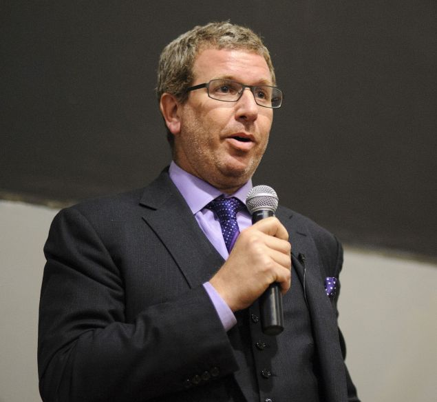 Marc Glimcher of Pace Gallery, which is bringing a trove of art to the Expo fair. (Photo: Getty Images)