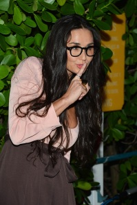 Moore at the Standard Hotel and Spa in Miami Beach. (Getty Images)
