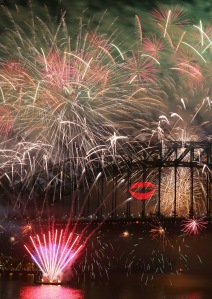 Sydney celebrating New Year's Eve, 2012. (Getty Images)